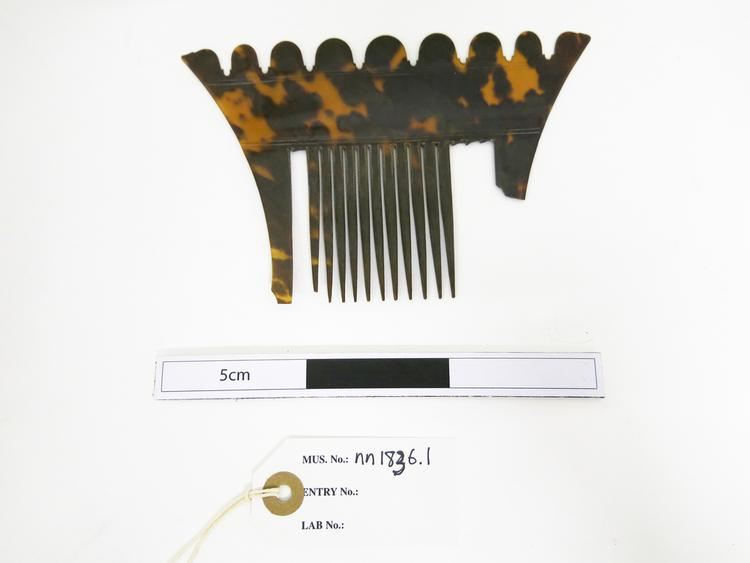 Frontal view of whole of Horniman Museum object no nn1836.1