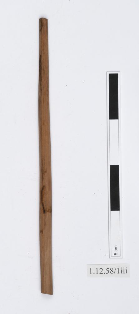 object; knife (general & multipurpose)