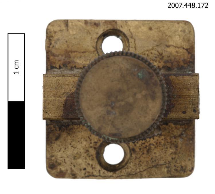 musical instrument making; bracket