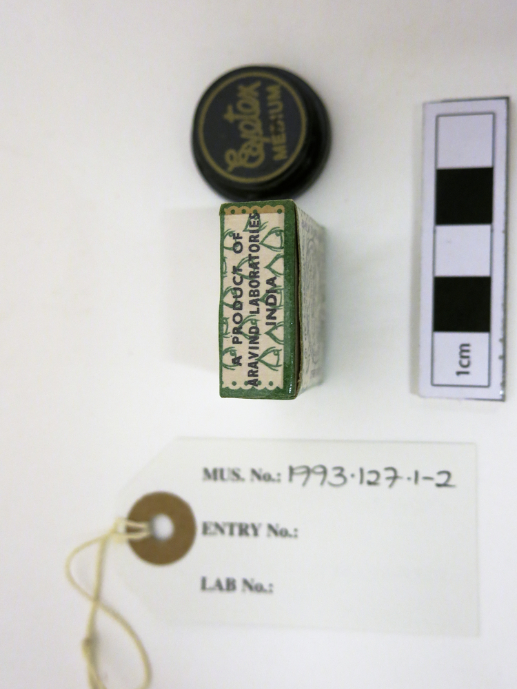 General view of whole of Horniman Museum object no 1993.127