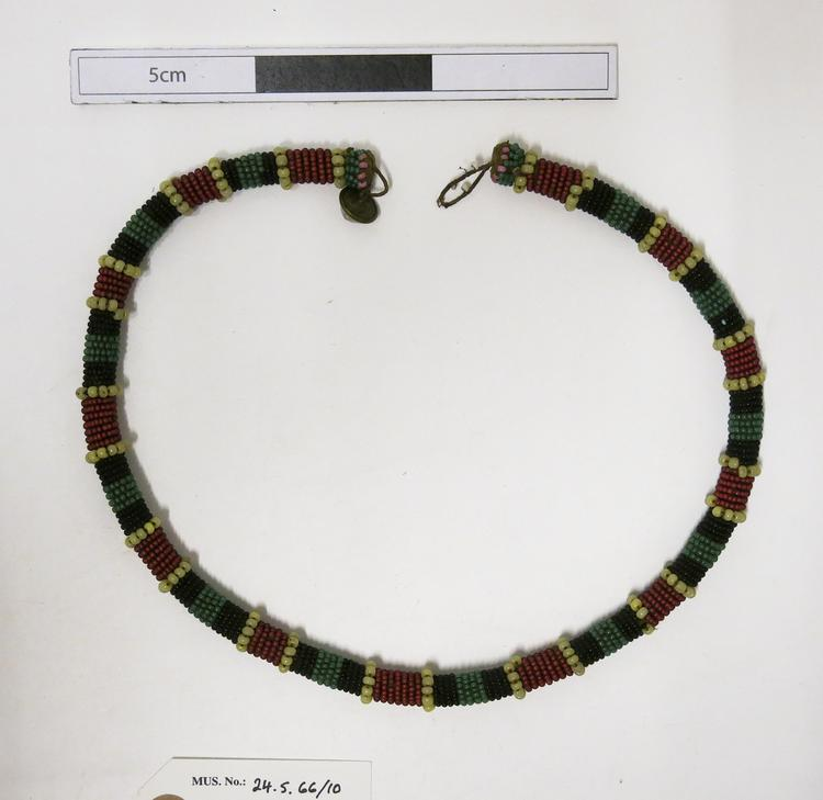 Top view of whole of Horniman Museum object no 24.5.66/10