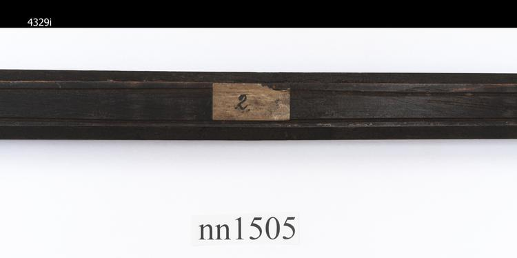 General view of whole of Horniman Museum object no 4329i