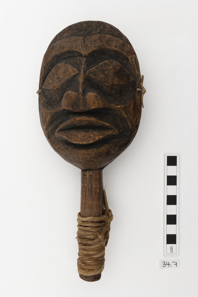 General view of whole of Horniman Museum object no 34.7
