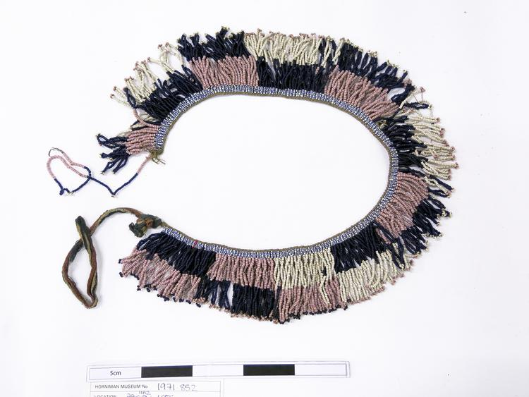 Top view of whole of Horniman Museum object no 1971.852