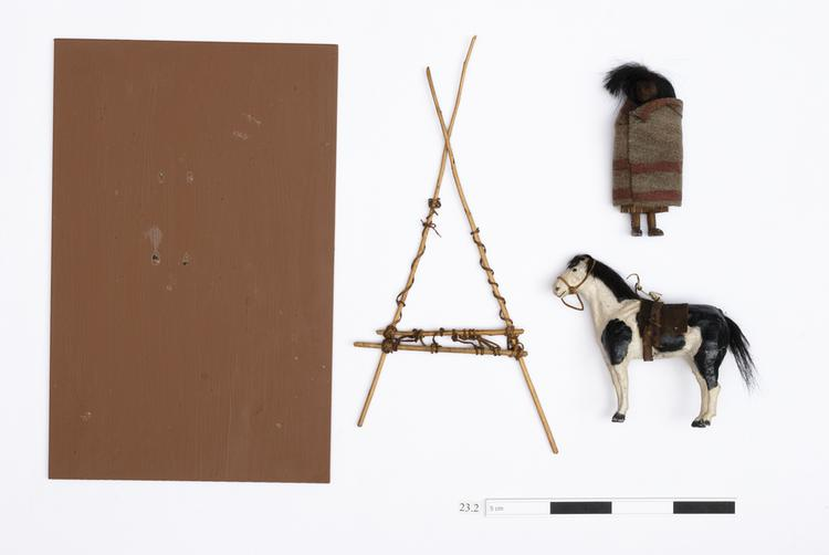 General view of whole of Horniman Museum object no 23.2