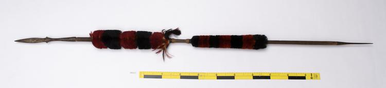 General view of whole of Horniman Museum object no 1969.217