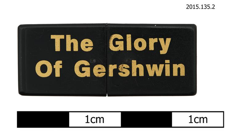 General view of back of case of Horniman Museum object no 2015.135.2