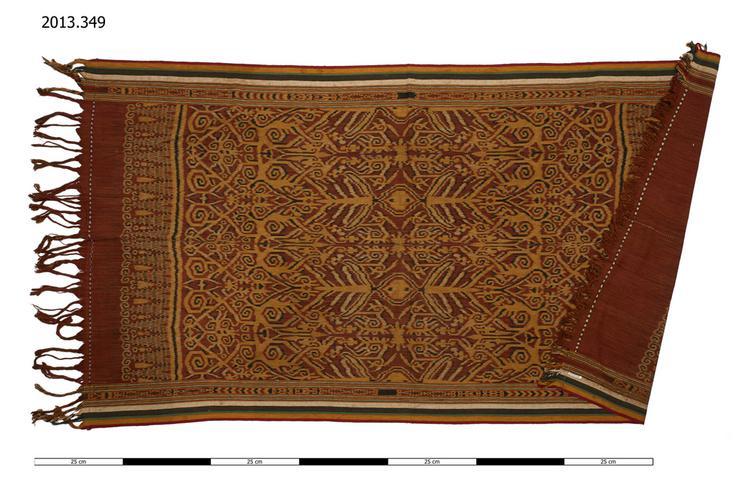 blanket (textileworking: weaving)