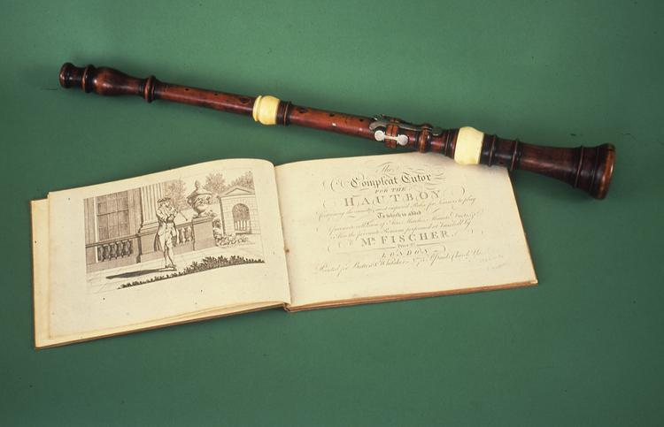 Object images: 35mm slides of 17th and 18th Century Musical Instruments