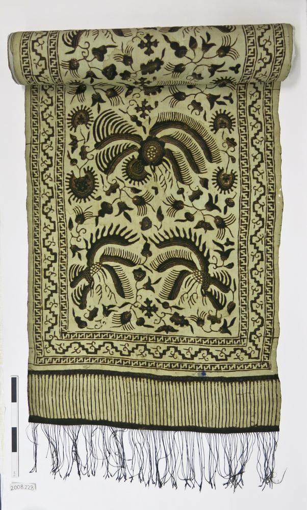 shawl; sash