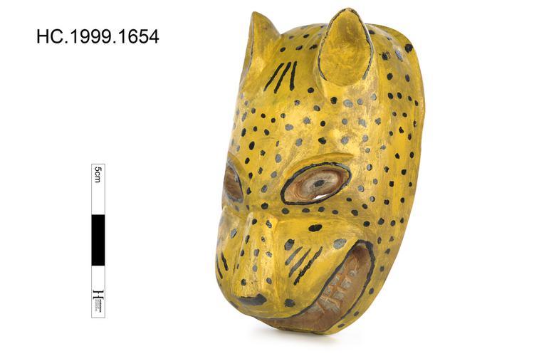 El Tigre mask
