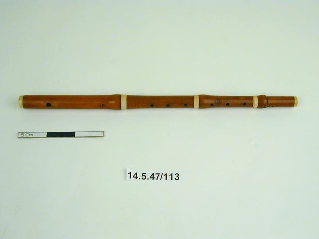 Image of transverse flute (museum no. 14.5.47/113)
