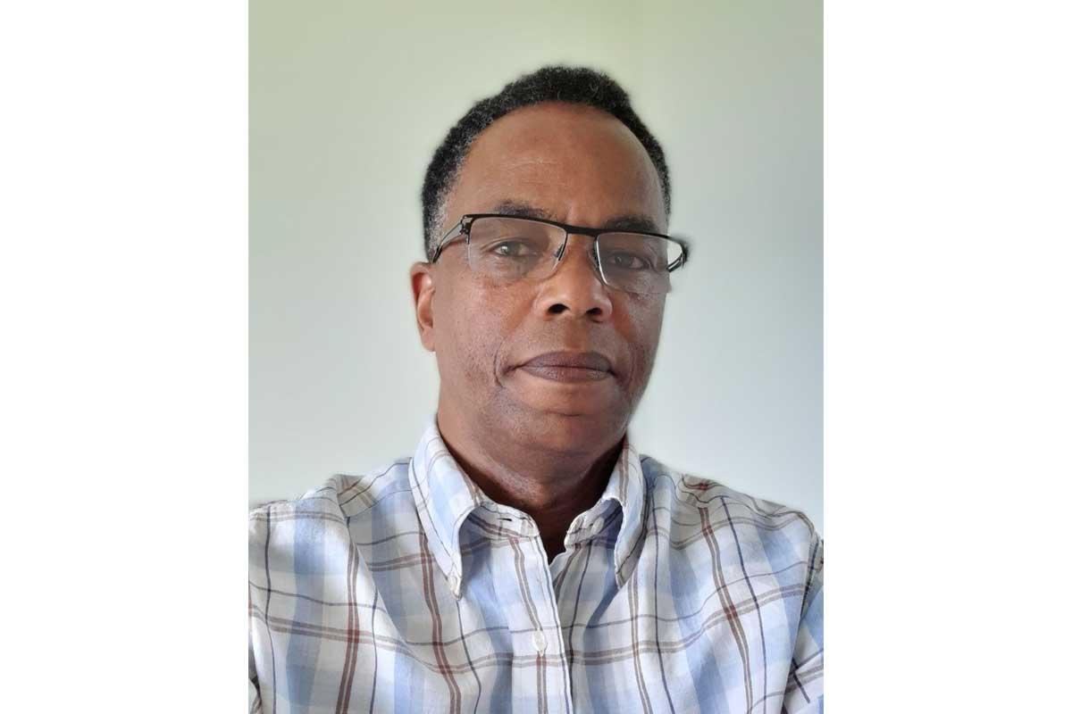 Revd Nick Mwandia