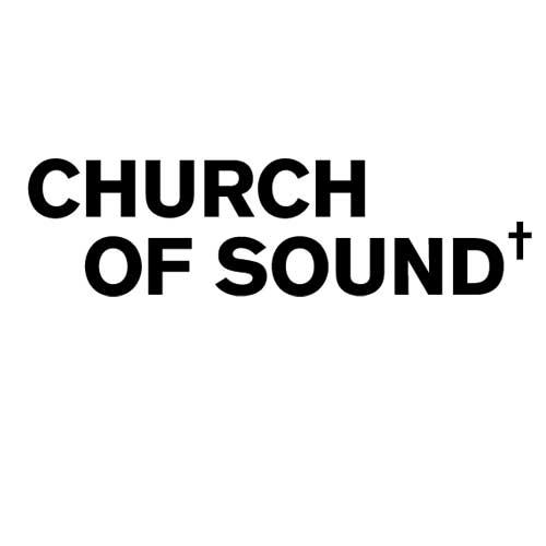 Church of sound logo